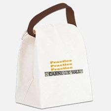 How Do You Get To Carnegie Hall? Canvas Lunch Bag