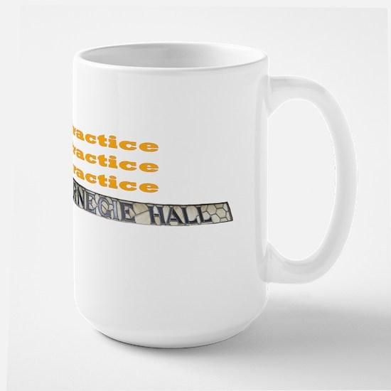 How Do You Get To Carnegie Hall? Mugs