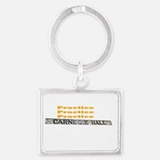 How Do You Get To Carnegie Hall? Keychains