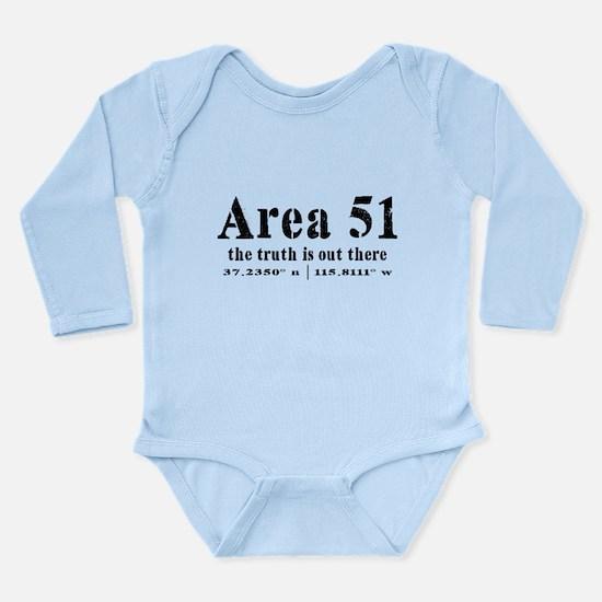 Area 51 Body Suit
