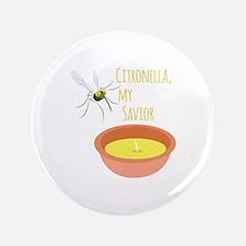 Citronella Savior Button