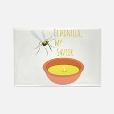 Citronella Savior Magnets
