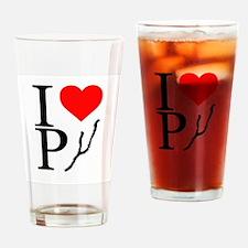 PYNYUSA Logo Drinking Glass