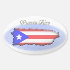 Puerto Rico Stickers