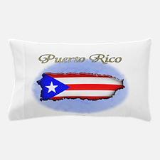 Puerto Rico Pillow Case