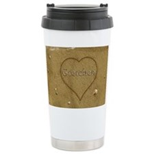 Gretchen Beach Love Travel Coffee Mug