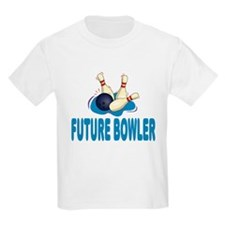 Funny League bowler T-Shirt