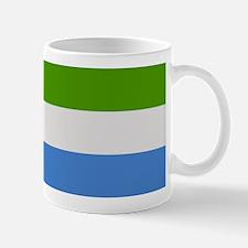 """Sierra Leone Flag"" Mug"
