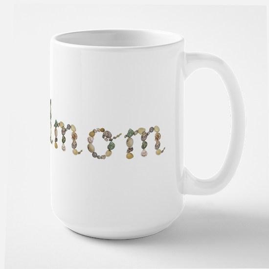 Grandmom Seashells Mugs