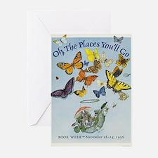 1996 Children's Book Week Greeting Cards (10 P