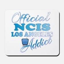 Official NCIS LA Addict  Mousepad