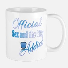 Official Sex and the City Addict  Mug
