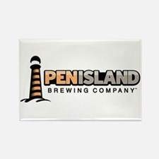 Pen Island Brewing Company Magnets