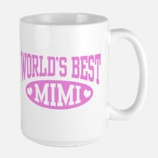 World's Best Mimi Large Mug