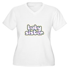 Rainbow Baby Sister T-Shirt