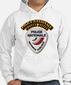 Police Nationale France Police w Hoodie