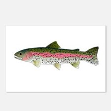 Rainbow Trout - Stream Postcards (Package of 8)