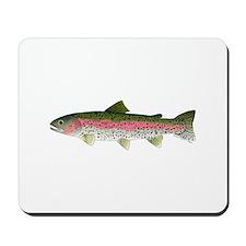 Rainbow Trout - Stream Mousepad