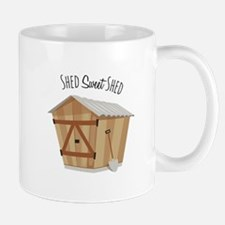 Sweet Shed Mugs