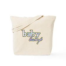 Rainbow Baby Bump Tote Bag