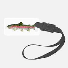 Rainbow Trout - Stream Luggage Tag