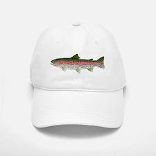 Rainbow Trout - Stream Baseball Baseball Baseball Cap