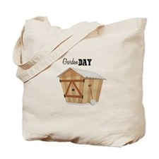 Garden Day Tote Bag