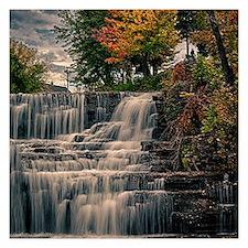 Cute Waterfalls Invitations