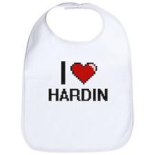 I Love Hardin Bib