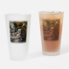 Unique Amherst college Drinking Glass