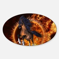 Beautiful horse Decal