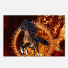Beautiful horse Postcards (Package of 8)