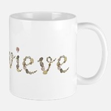 Genevieve Seashells Mugs