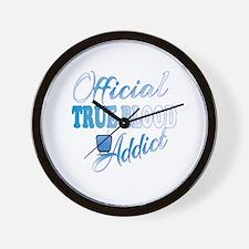 True Blood Addict  Wall Clock
