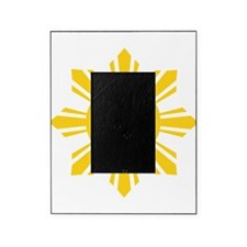 Philippines Flag Sun Picture Frame