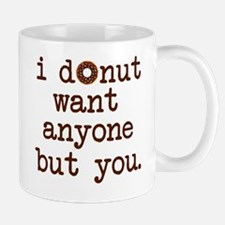 Unique I dont do mornings Mug