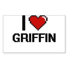 I Love Griffin Decal