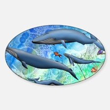 Whale Decal