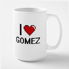 I Love Gomez Mugs