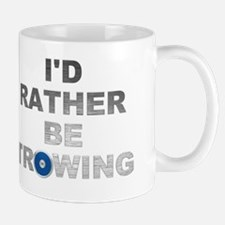 I'd Rather Be Throwing Discus Mug