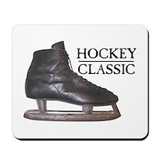 Hockey Classic Skate Mousepad
