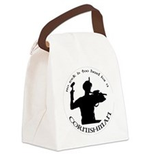 Funny Cousin Canvas Lunch Bag