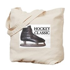 Hockey Classic Skate Tote Bag
