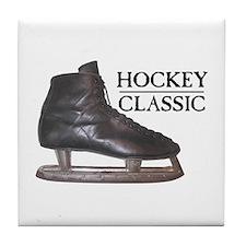 Hockey Classic Skate Tile Coaster