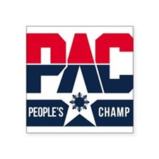 Pac People's Champ Sticker