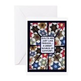 Quilting Greeting Cards (20 Pack)