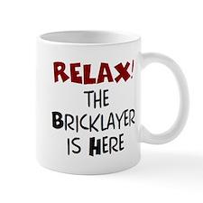 bricklayer here Mug