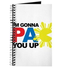 I'm Gonna PAC You Up Journal