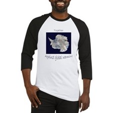 Funny Global warming Baseball Jersey