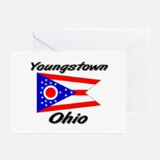 Youngstown Ohio Greeting Cards (Pk of 10)